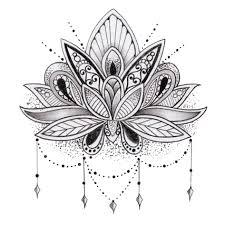 henna lotus flower designs mediwiki wiki des ecn medecine