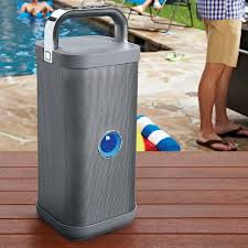 big blue party big blue party indoor outdoor speaker wireless and water