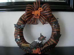 Halloween Spider Wreath by Halloween Wreaths Page Three Halloween Wikii