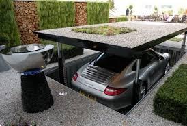 Backyard Garage Ideas Japanese Style Garage For A Car In The Backyard New Technologies