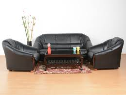 New Sofa Set Price In Bangalore Sapphire Leatherette 5 Seater Sofa Set By Rollmez Buy And Sell