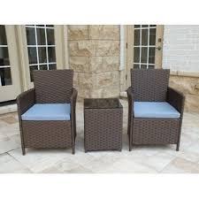Outdoor Patio Conversation Sets by Conversation Sets You U0027ll Love Wayfair