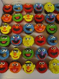 sesame cupcakes 20 best images about sesame on birthdays