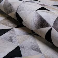 Cowhide Rug Patchwork Home Accessory Cowhide Rugs Patchwork Rugs Leather Rugs Luxury