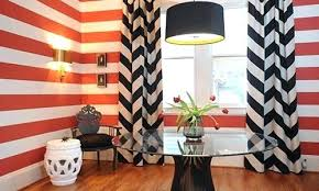 Black And White Striped Curtains Black And White Striped Curtains Black And White Horizontal Stripe