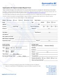 incident report template itil itil incident report form template new best s of injury incident