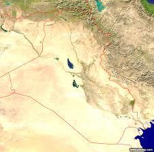 Map Iraq Primap National Maps