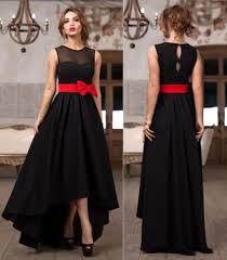 red and black bridesmaid dresses 2017 wedding ideas magazine