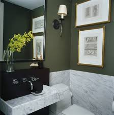 basement paint color powder room contemporary with unique sink