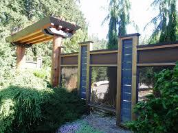 backyard privacy sublime garden design landscape design
