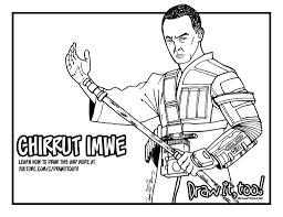 chirrut imwe rogue one a star wars story u2013 draw it too
