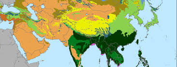 Asia Continent Map by Asia Continent Geography Climate Culture Deserts Lakes Etc