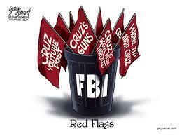 Red Flags Cartoon Fbi And Red Flags Editorial Cartoons Heraldextra Com