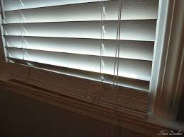 how to shorten window blinds