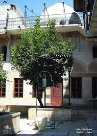 Courtyard Home by The Courtyard Houses Of Syria Muslim Heritage