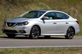 nissan cars sentra 2017 nissan sentra sr turbo first drive mini muscle motor trend