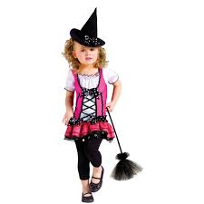toddler sugar n spice witch halloween costume