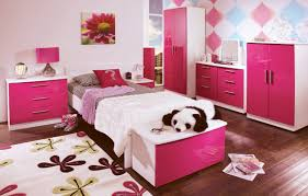 White And Pink Desk by Bedroom Compact Blue And Pink Bedrooms For Girls Ceramic Tile