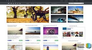 templates for blogger for software free altis responsive blogger template free software
