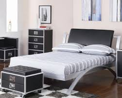metal bedroom furniture modern metal bedroom furniture amepac furniture