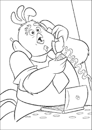 100 coloring pages chicken onion rings coloring page 17