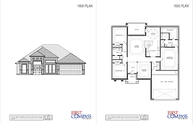 1600 sq ft floor plans first compass homes