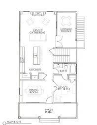 level floor floor plans 2104 norcross pl main level mimosa ave homes