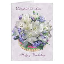 daughter in law greeting cards zazzle com au