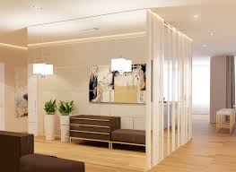 impressive white office interior concepts that can be decor with