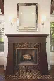 fireplace dark wood fireplace mantel home design new simple