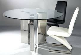 glass and metal dining table round metal dining table thejotsnet round metal dining table glass