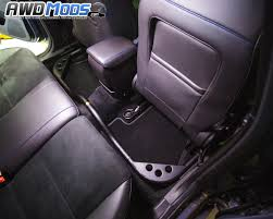 the ford agency ford focus rs st floor cross brace by agency power