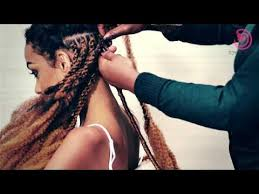 toyokalon hair for braiding ny tutorial faux locs styling using 100 toyokalon hair youtube