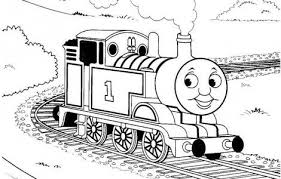 emejing thomas train printable coloring pages gallery