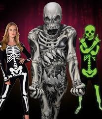 Skeleton Woman Halloween Costume Halloween Costumes Scary Fancy Dress Morphcostumes Uk