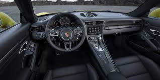 porsche sticking with manual transmissions to the bitter end