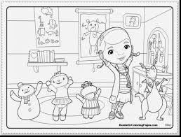 astounding doc mcstuffins coloring pages with doc mcstuffin