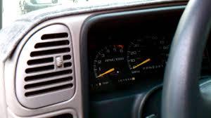 1996 gmc sierra daytime running lights fix youtube