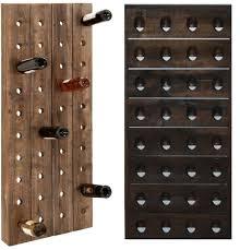 wine rack black wood wall wine rack wooden wine rack wall