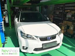 lexus warranty work here u0027s how our hybrid specialists replace this hybrid battery on