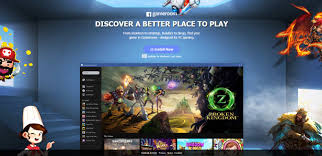 gameroom is facebook u0027s way to redeem itself and to compete with