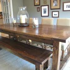 country kitchen table with bench kitchen tables bench style dining room gorgeous best dining table