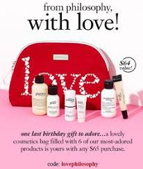 boscov s free bonus gift with purchase offers from clinique