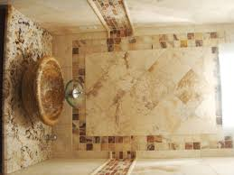 Travertine Tile Bathroom by Bathroom Archaic Image Of Bathroom Decoration Using Travertine