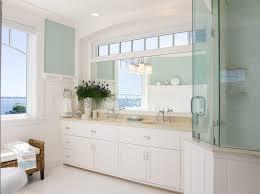 Spa Themed Bathroom Ideas - chic palladian blue method providence victorian bathroom