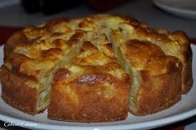gâteau aux pommes gulcan cuisine