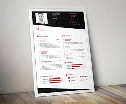 Classy Resume Templates 85 Free Cv Indesign Resume Templates In Ai Html U0026 Psd Formats