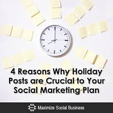 Plan Social Media Holiday Posts Why They Are Essential To Your Social Marketing Plan