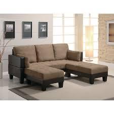 brown microfiber sofa bed microfiber futon sofa bed set