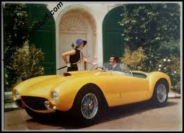 vintage ferraris for sale 1954 375 mm spyder sales flyer merritt 117
